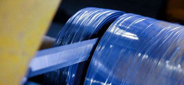 Herstellung von Streifen und Verarbeitung von Elastomeren